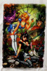 Image for Zenescope Alice and Friends T-Shirt