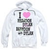 Image for Beverly Hills, 90210 Hoodie - I Heart 90210