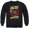 Image for Starship Troopers Crewneck - Dead Bug