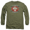 Image for Starship Troopers Long Sleeve Shirt - Mobile Infantry