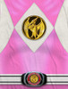 Front image for Power Rangers Youth T-Shirt - Sublimated Pink Ranger Uniform 65%/35% poly/cotton