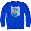 Image for Sealab 2021 Crewneck - Gangs All Here
