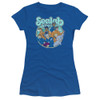 Image for Sealab 2021 Girls T-Shirt - Gangs All Here