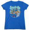Image for Sealab 2021 Womans T-Shirt - Gangs All Here