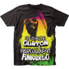 Image for Funkadelic Subway T-Shirt - George Clinton Big Print