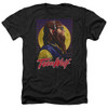 Image for Teen Wolf Heather T-Shirt - Headphone Wolf