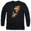 Image for Shazam Movie Long Sleeve Shirt - Tiger Bolt