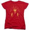 Image for Shazam Movie Womans T-Shirt - The Child Inside