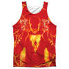 Front image for Shazam Movie Sublimated Tank Top - What's Inside