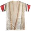 Back image for Shazam Movie Sublimated T-Shirt - Uniform 100% Polyester