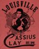 Image Closeup for Muhammad Ali T-Shirt - Louisville