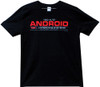 Image for Alien Weyland-Yutani Android Logo T-Shirt