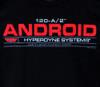 Image Closeup for Alien Weyland-Yutani Android Logo T-Shirt
