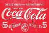 Image for Coca-Cola Logo Poster