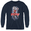 Image for Rai Youth Long Sleeve T-Shirt - Leap and Slice