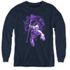 Image for Aquaman Movie Youth Long Sleeve T-Shirt - Evil Doers