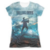 Image detail for Falling Skies Girls T-Shirt - Sublimated Battle