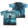 Image Closeup for Falling Skies Youth T-Shirt - Sublimated Battle