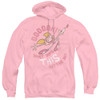 Image for Dexter's Laboratory Deedee What Does This Button Do? Hoodie