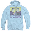 Image for Superman Hoodie - Bizarro Most Likely to Succeed