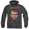 Image for Child's Play Heather Hoodie - Chucky