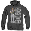 Image for Archer Heather Hoodie - Killer Hangover