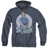 Image for Archer Heather Hoodie - Sploosh