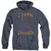 Image for I Dream of Jeannie Heather Hoodie - Paint