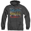 Image for The Police Heather Hoodie - Syncronicity