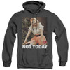 Image for I Love Lucy Heather Hoodie - Not Today