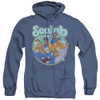Image for Sealab 2021 Heather Hoodie - Gangs All Here