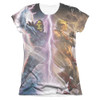 Image detail for Masters of the Universe Girls Sublimated T-Shirt - Strike
