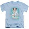 Image for Betty Boop Kids T-Shirt - Bathing Beauty