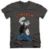 Image for Popeye the Sailor T-Shirt - V Neck - Gunshow