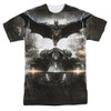 Image for Batman Arkham Knight Sublimated T-Shirt - Poster 100% Polyester