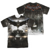 Image Closeup for Batman Arkham Knight Sublimated T-Shirt - Poster