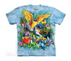 Image for The Mountain Youth T-Shirt - Birds of the Tropics