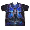 Image for Anne Stokes Sublimated Youth T-Shirt - Immortal Flight 100% Polyester