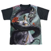 Image detail for Anne Stokes Sublimated Youth T-Shirt - Dragon Dancer