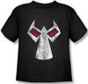 Image for Bane Kids T-Shirt - Mask