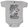 Image for Big Bang Theory Soft Kitty Baby Creeper