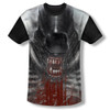 Image detail for Alien Sublimated T-Shirt - Blood Drool