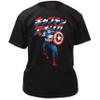 Image for Captain America T-Shirt - Japanese