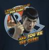 Image for Star Trek T-Shirt - Bad Case of the Pon Farr