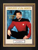 Image for Star Trek T-Shirt - Riker Employee of the Month