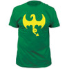 Image for Iron Fist T-Shirt - Dragon Logo