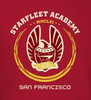 Image for Star Trek T-Shirt - Starfleet Academy Heraldry