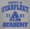 Image for Star Trek T-Shirt - Starfleet Academy Old School
