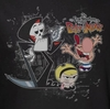 Image Closeup for Grim Adventures of Billy and Mandy Splatter Cast Youth T-Shirt