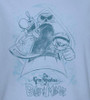 Image Closeup for Grim Adventures of Billy and Mandy Sketched Girls Shirt
